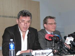 Kalba Borisas Nemcovas