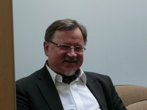 Politikas Egidijus Vareikis