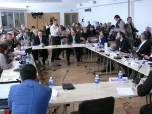 Susitikimas su Rusijos opozicijos lyderiais