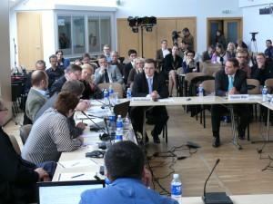 Susitikimas su Rusijos opozicijos lyderiais (2)