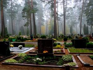 Artimųjų kapai