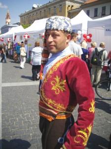 Turkai Rotušės aikštėje (6)