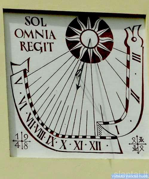 Saulės laikrodis