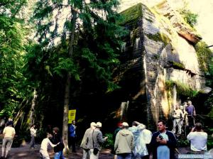 Vilko guolis, kur buvo Hitlerio bunkeris2