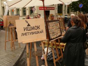Išmok lietuviškai kalbėti. Vytauto Visocko nuotr.