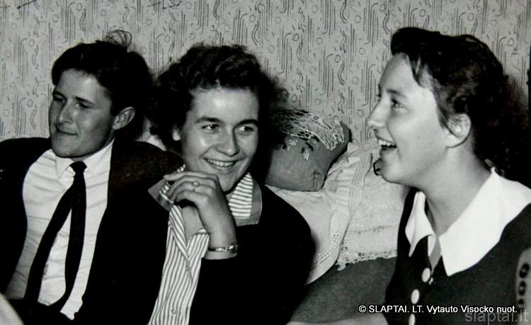 N.Vėlius, R.Būdaitė-Meškauskienė, E.Strazdaitė-Jakaitienė