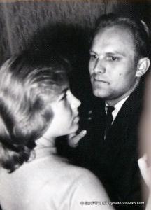 Šoka A.Juodvalkytė ir V.Baltrėnas