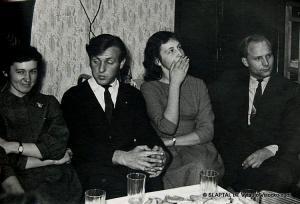 T.Buivytė, V.Račkaitis, D.Dobilaitė, V.Baltrėnas