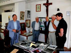 Pasakoja muziejaus direktorius Vytautas Bagdonas