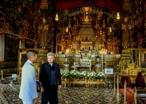 Prezidentės Dalios Grybauskaitės vizitas Tailande (13)