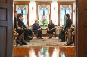 Prezidentės Dalios Grybauskaitės vizitas Tailande (15)