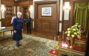 Prezidentės Dalios Grybauskaitės vizitas Tailande (3)