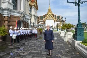Prezidentės Dalios Grybauskaitės vizitas Tailande (4)