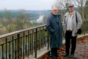 Vygandas Račkaitis ir Vytautas Visockas
