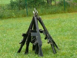 Vaikiški ginklai