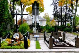 Alytaus Angelų sargų kapinėse