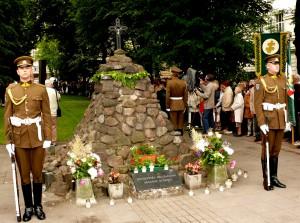 Sovietinės okupacijos aukoms atminti