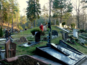 Antakalnio kapinės