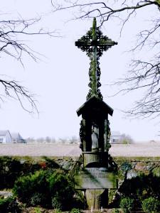 Paminklinis kryžius Gasčiūnų rezistentams