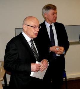 Aldono Pupkio knygos sutiktuvėms vadovavo A.Valotka