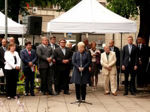 Dalia Grybauskaitė. Vytauto Visocko (Slaptai.lt) nuotr.