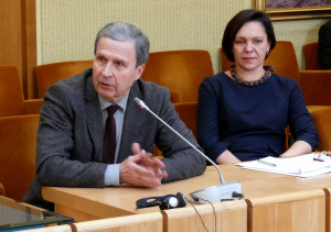 Kalba prof. Vytautas Sinkevičius
