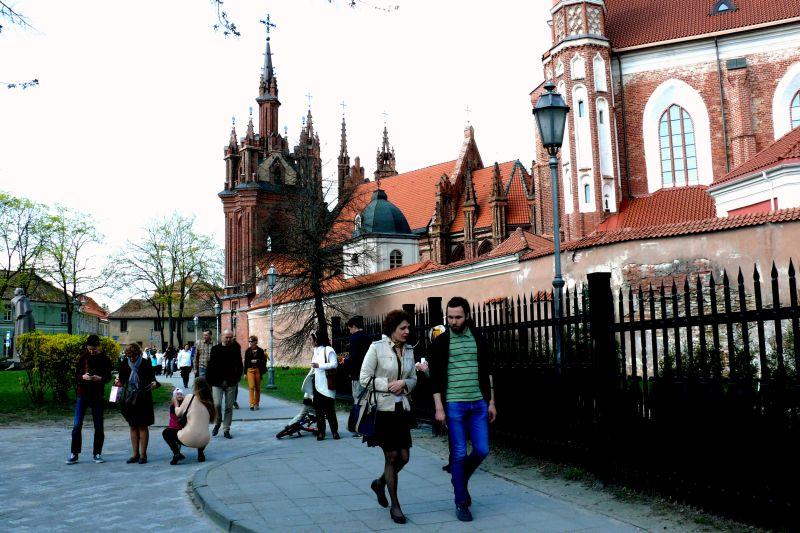 Šv.Velykos Vilniuje (2)
