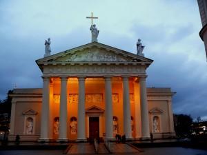 Arkikatedra. Vilnius
