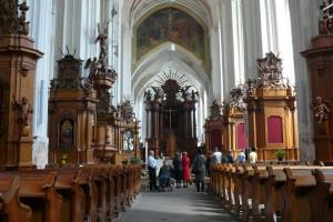 Bažnyčioje