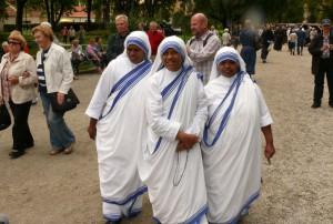 Vienuoliai Bernardinuose (1)