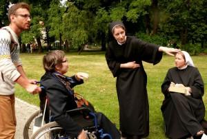 Vienuoliai Bernardinuose (2)