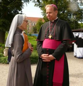 Vienuoliai Bernardinuose (4)