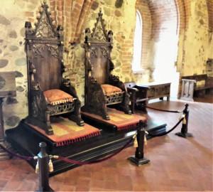 Valdovų sostai. Trakų pilis. Slaptai.lt nuotr. (2)