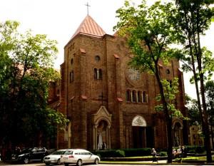 Šv.Mergelės Marijos Nekalto prasidėjimo bažnyčia Žvėryne