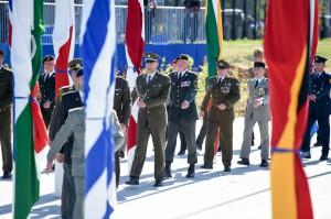NATO viršūnių susitikimas Briusdelyje (1)