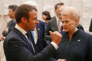 NATO viršūnių susitikimas Briuselyje (10)