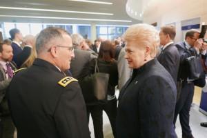 NATO viršūnių susitikimas Briuselyje (11)
