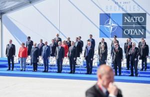 NATO viršūnių susitikimas Briuselyje (13)
