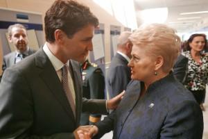 NATO viršūnių susitikimas Briuselyje (2)