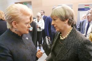 NATO viršūnių susitikimas Briuselyje (3)