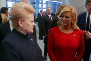 NATO viršūnių susitikimas Briuselyje (4)