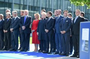 NATO viršūnių susitikimas Briuselyje (7)