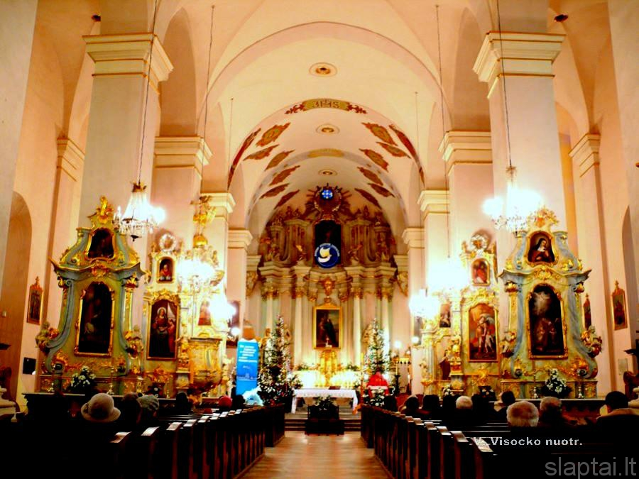 Seinų bažnyčia