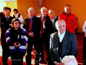 Kalba Atsargos karių savanorių draugijos pirmininkas Bronius Pacevičius