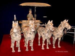 Terakotiniai imperatoriaus žirgai
