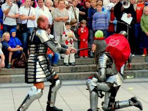Viduramžių riteriai