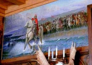 Vytautas Didysis Juodojoje jūroje. Kauno karininkų ramovė