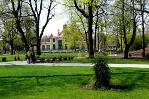 Bernardinų parke