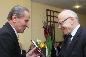 Juozas Dingelis ir Aldonas Pupkis